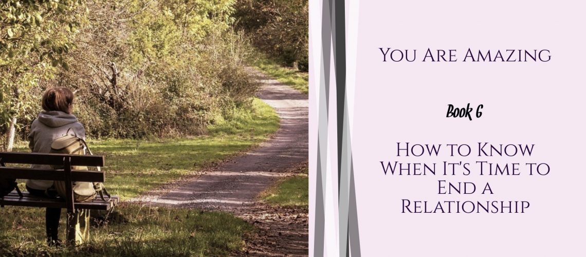sad woman-when to end a relationship self help ebook